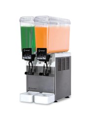 Juice /Beverage Dispenser with 2 x 8 ltr. Jars