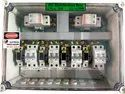 4 In 4 Out Solar Dc Distribution Box, Automation Grade: Automatic