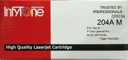 204A M (CF513A) Compatible Color Toner Cartridge For HP Printers
