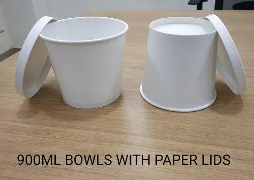 1000ml   paper lid