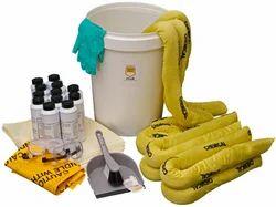 Box Battery Acid Spill Kit, For Laboratory, Chemical/Hazmat