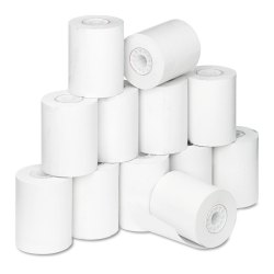 Thermal Bus Ticket Paper Rolls