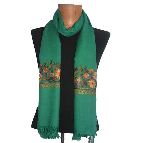 410586fd37 Woolen Embroidered Ladies Party Wear Shawl, Rs 450 /piece | ID ...