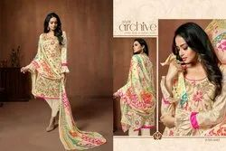 Cambric Cotton Prints Suits