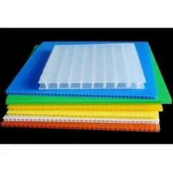 Sunpack PP Hollow Corrugated Sheet