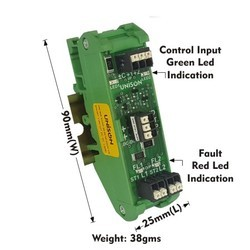 2 AMP SHORT CIRCUIT PROTECTED DC TO DC SSR 2CH CARD