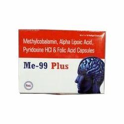 Pyridoxine HCL and Folic Acid Capsules