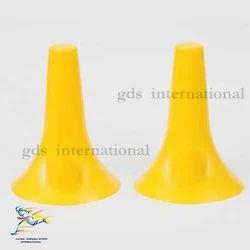 Vinyl Sculpted Cones