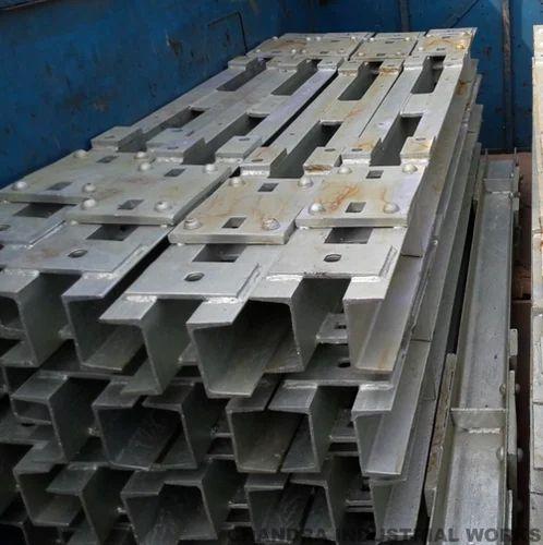 Steel Channel Sleeper - Steel Channel Sleeper Hook Bolt Manufacturer