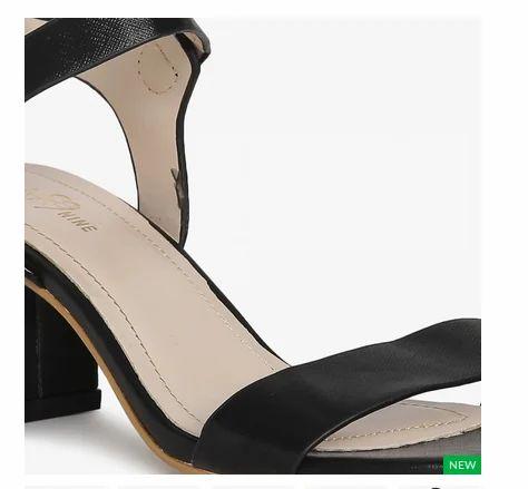 1405c535ae34 CODE Ankle Strap Block Heels