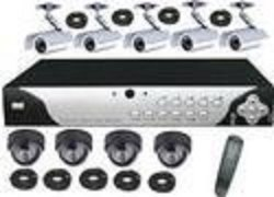 Mass Power CCTV Camera Installation Services For Mall