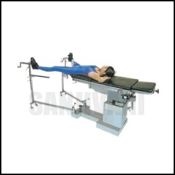 Hydraulic Operation Table With Orthopedic Attachment