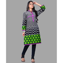 Ladies 3/4 Sleeves Kurti