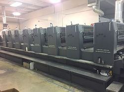 8 Color Used Offset Press Machine