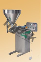 Curd Pouch Packing Machine
