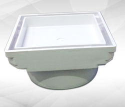 Floor Drain Strainer, Size: 5 X 5 And 6 X 6 Inch, Packaging Type: Box