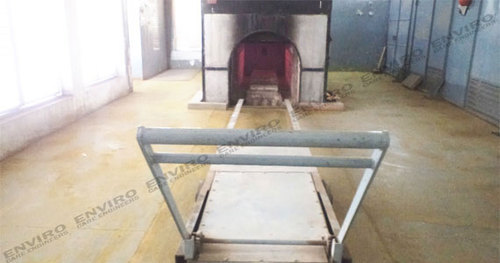 Shamshaan Manufacturers Electric Crematorium At Rs