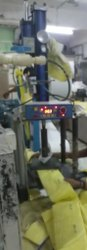 Digital MASK CUTTING PNEUMATIC PRESS, Capacity: 2,4 And 8 Tone, Automation Grade: Semi-Automatic