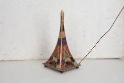 Handmade Agate Lamp