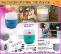 Candle Light Mini Bluetooth Speaker H-1702