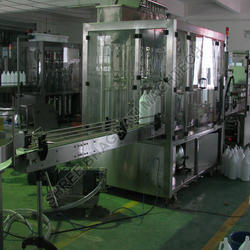 Bottling Filling Machines