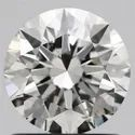 1.85ct Lab Grown Diamond CVD J VS2 Round Brilliant Cut IGI Crtified Type2A