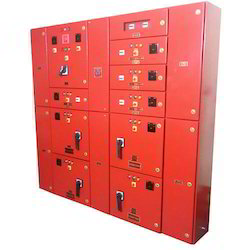 Fire Electrical Control Panel