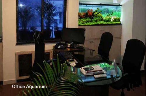 office aquarium. Office Aquarium | Design India Manufacturer In Spencer Plaza, Chennai ID: 17656399473 E