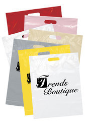 Printed Polypropylene Plastic Bag