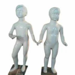 White Kid Mannequin