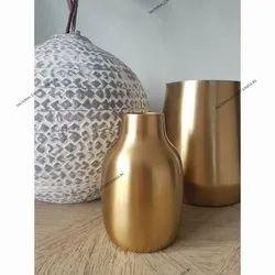Aluminium Vases For Decoration