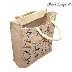 Jute Designer Handbag