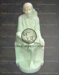 Shirdi Sai Baba Marble Statue