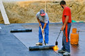 APP Bituminous Membrane Waterproofing Service
