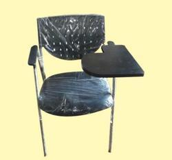 Rexine Writing Pad Chairs
