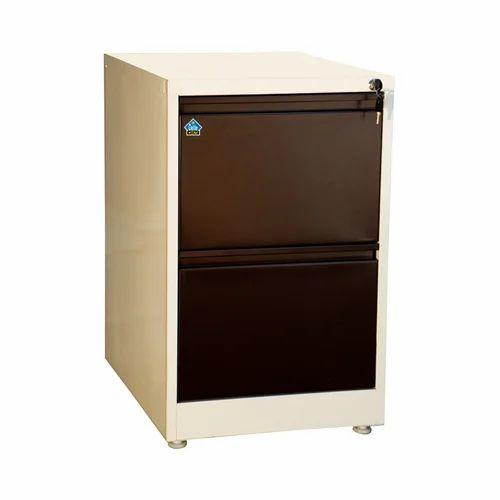 Delite Kom Powder Coated 2 Door Mild Steel Filing Cabinet Rs 5990