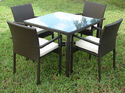 outdoor dinning set