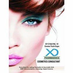 Cosmetics Plant Consultant Services