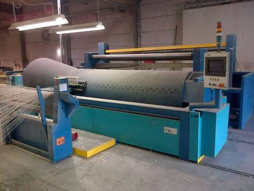 General Systems Sectional Warping Machine, Rs 350000 /piece General Systems  | ID: 16022324597