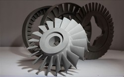 Nozzle Ring Investment Casting