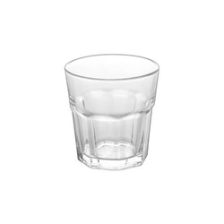 Ora Glassware Transparent 100ml Thumb Juice Glass, For Home