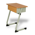 School Furniture Single Seater Classroom Desk For Schools