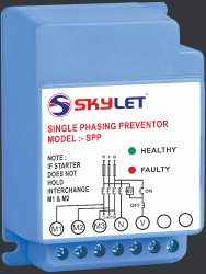 Single Phase Preventer (SPP)