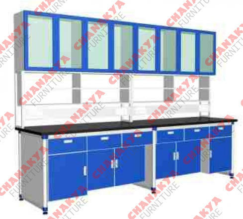 Labs - Library Racks And Tables Manufacturer from New Delhi