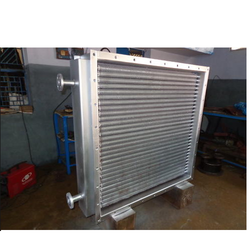 Tea Dryer's Hot Water Steam Radiators