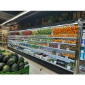 Super Market Plug in Open Chiller