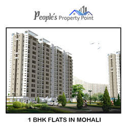1 BHK Flats in Mohali