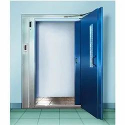 Manual Swing Door Elevator