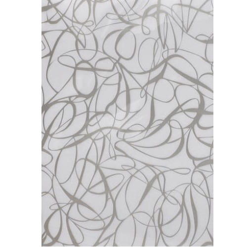 White And Grey Acrylic Laminate Sheet Size Dimension