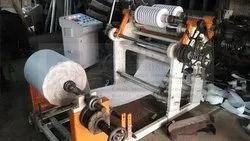 Roll to Roll Slitting Rewinding Machine